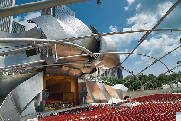 Chicago - The Millenium Park
