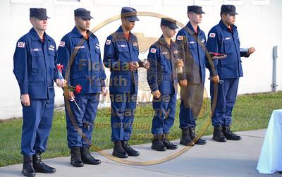 Cadets Prepare