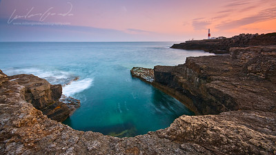 portland bill, dorset, uk