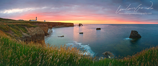 souter point, tyne and wear, uk