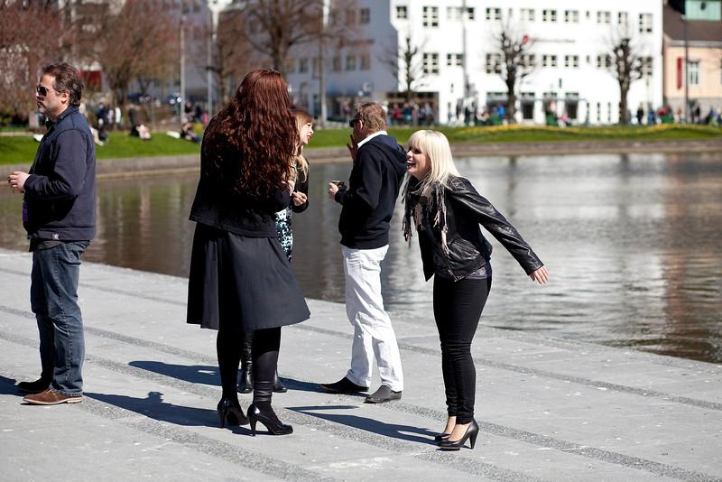 Tor Endresen & Christine Guldbrandsen