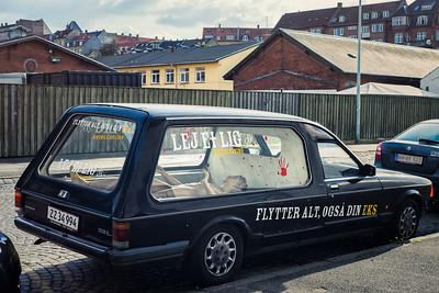 Rent-A-Wreck på dansk vis