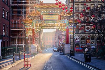 曼徹斯特中國城