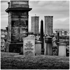 The Glasgow Necropolis