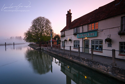 sandford on thames, oxfordshire, uk