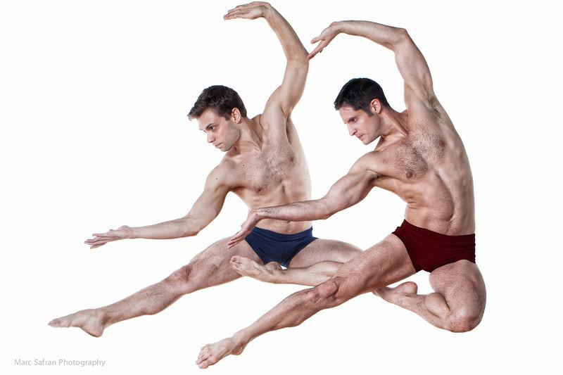 Michael Novak and Michael Apuzzo