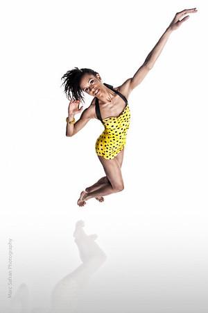 N'jelle Gage , Future Pointe Dance Company
