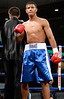 (3.10.2006 --- Desert Diamond Casino)  Rudy Gamez is ready for his debut Light Welterweight fight against Jose Valdez.