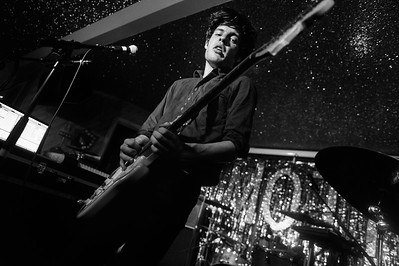 Dreller (support to The Temper Trap) @ The Moth Club 01/06/16