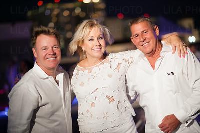 Patrick Marshall, Lisa Holland, Larry Godwin