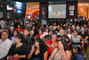 (9.19.2006)  Contender viewing party at the Desert Diamond Casino.
