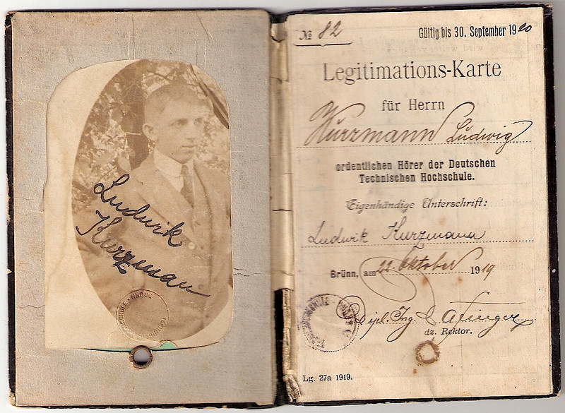 Student Certificate - Brno