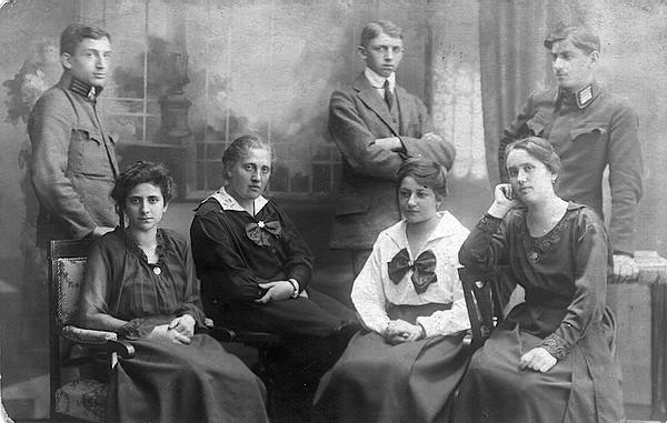 Yaroslaw - 1918