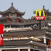 China's oldest McDonald's restaurant in the Dong Men area of Shenzhen, Guandgong.