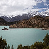Rawok-tso lake in Chamdo Prefecture of Eastern Tibet.