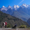Hiking Tiger Leaping Gorge in Yunnan China
