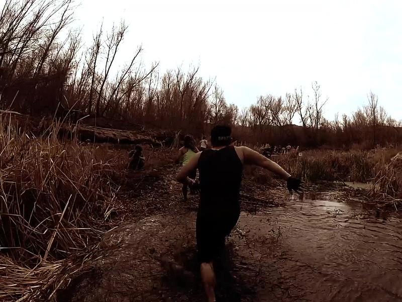 Spartan Sprint Team Mud Butts