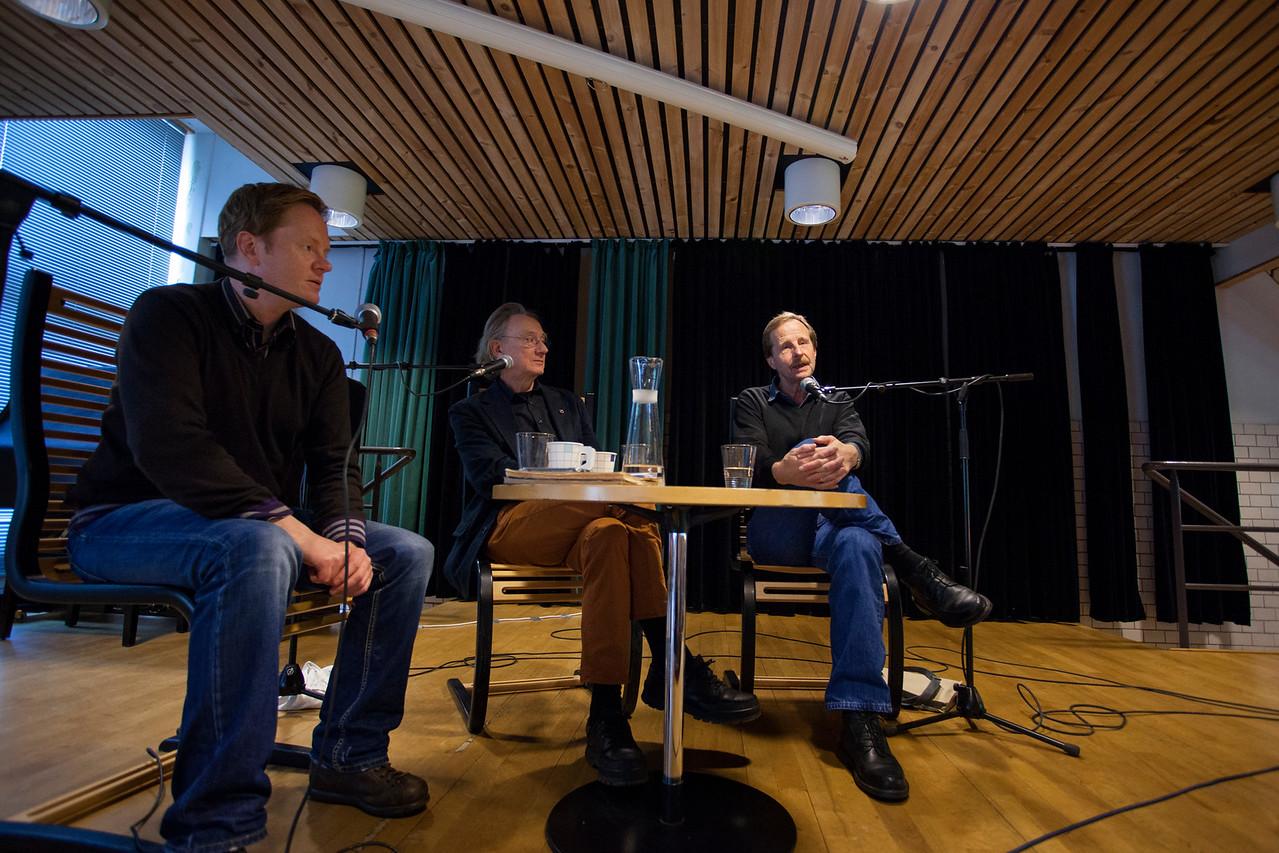 Einar Økland & Kjartan Fløgstad