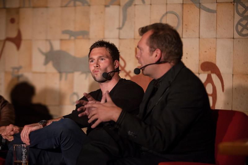 Håkon Opdal & Frode Grytten