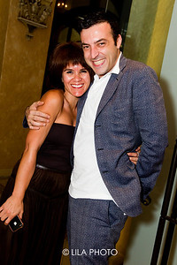 Alma Garcia, Andrea Barbiroli