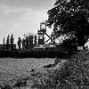 Albert Village, South Derbyshire colliery town, 1969