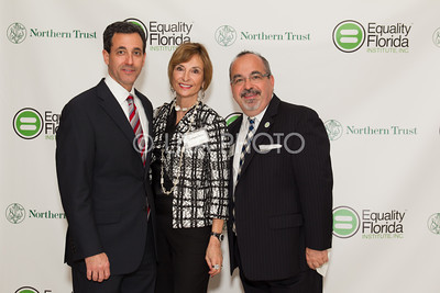 Michael Bracci, Barbara Golden, Christopher Caneles