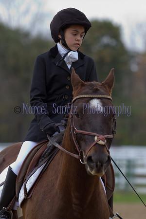 Elise Cobblestone Derby 2011 Dressage