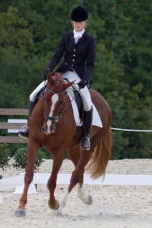 Erin AEC 2011 Dressage