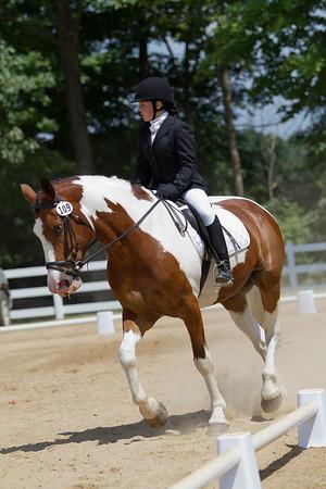 Mara Dressage Cobblestone Horse Trials 2011