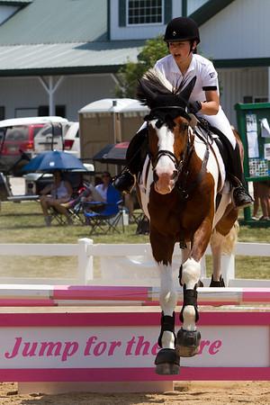 Mara Stadium Jumping Cobblestone Horse Trials 2011