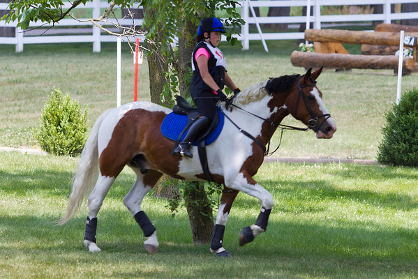 Mara Cross-Country Cobblestone Horse Trials 2011