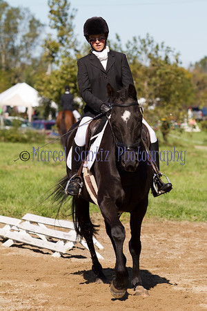 Sarah Dressage Honey Run TEAM Challenge 2011
