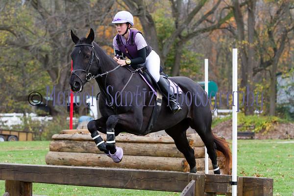Taryn Jumping Honey Run TEAM Challenge 2011 Stadium Cross-Country