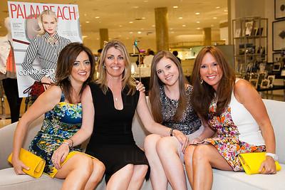 Erin McGould, Julie Healey, Daisy Healey, Sharon Apple