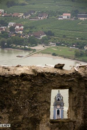 durnstein castle wachau austria
