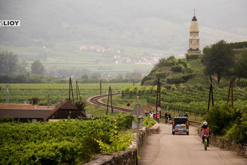 biking the wachau valley