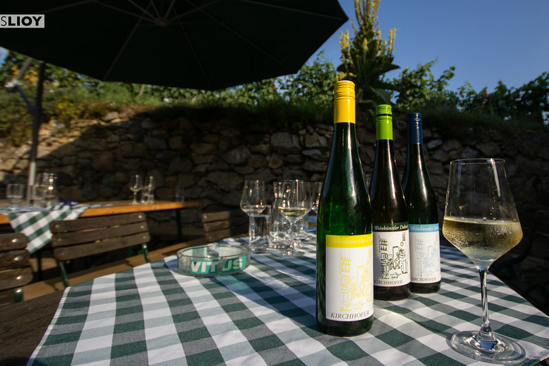 wine from the wachau valley