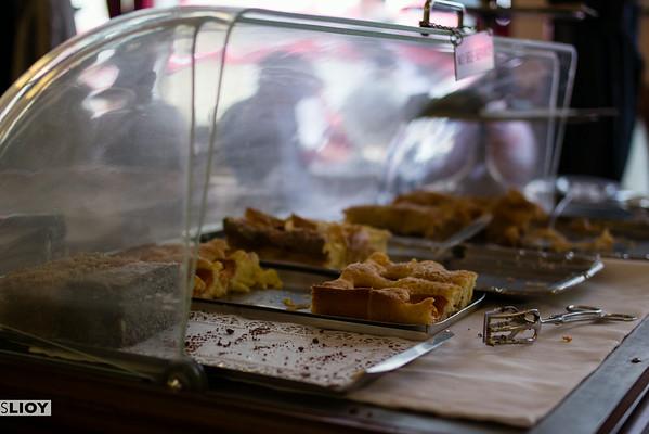 vienna cafe braunerhof desserts