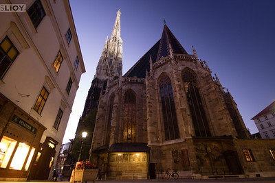 st stephen cathedral vienna