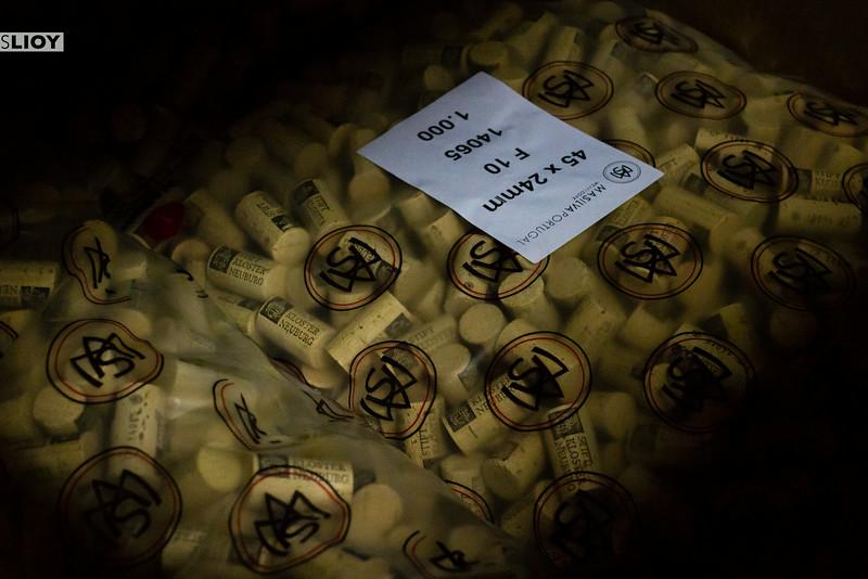 klosterneuburg abbey winery corks
