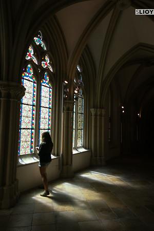 klosterneuburg stained glass