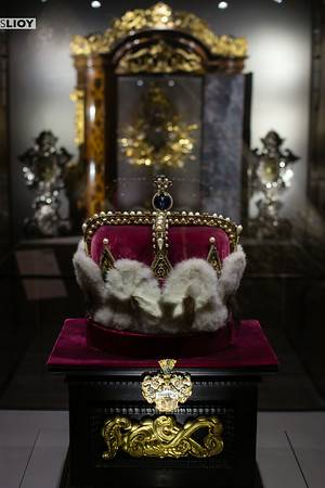 klosterneuburg treasury coronatoin crown