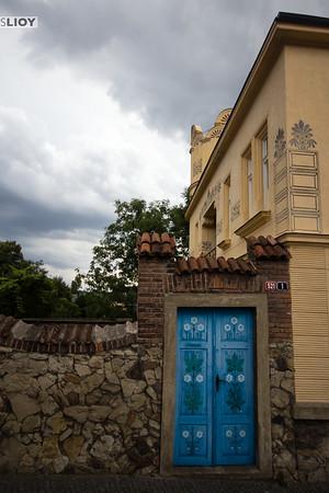 Old Town Kutna Hora in the Czech Republic's Bohemia region.