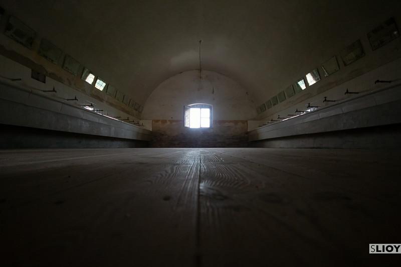 terezin concentration camp washroom