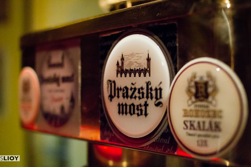 prague draft beer