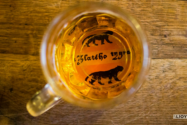 zlateho tygra bar prague