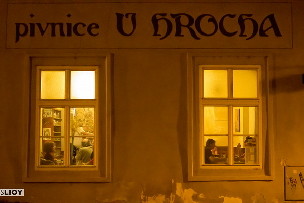 U Hrocha Bar Prague