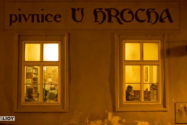 U Hrocha Bar Prague