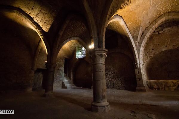 underground chamber of provins