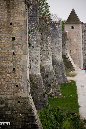 fortifications of provins france